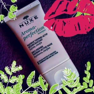Photo of NUXE Aroma Perfection Thermo Active Mask uploaded by SARA G.