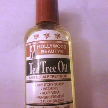 Hollywood Beauty Tea Tree Oil Skin and Scalp Treatment uploaded by Dennys D.