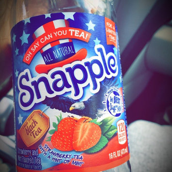 Photo of Snapple Oh Say Can You TEA 16oz Single uploaded by Diana A.