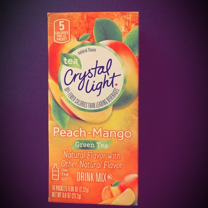 Crystal Light Drink Mix uploaded by Digna  L.