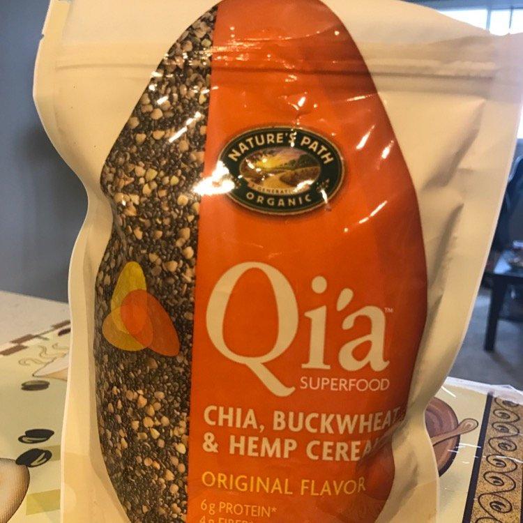 Nature's Path Organic Qia Original