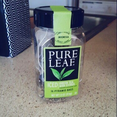 Pure Leaf Iced Green Tea with Citrus uploaded by CamUnbothered g.