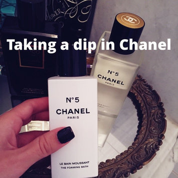 Photo of Chanel No. 5 The Foaming Bath 200ml/6.8oz uploaded by Alexandra O.