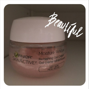 Garnier Moisture Rescue Refreshing Gel-Cream uploaded by Allison H.
