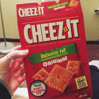 Cheez-It® Reduced Fat Baked Snack Crackers uploaded by Heather B.