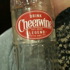 Photo of Cheerwine Unique Sparkling Soft Drink - 4 CT uploaded by Sam S.