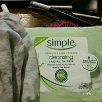 Simple Cleansing Wipes uploaded by Juliette N.