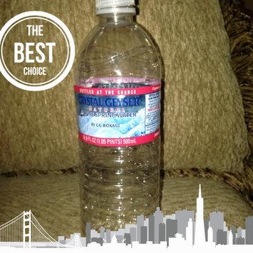 Photo of Crystal Geyser® Alpine 1 L Natural Spring Water 12 Ct Plastic Bottles uploaded by Allison