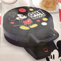 Disney Classic Mickey Electric Waffle Maker uploaded by Megan H.