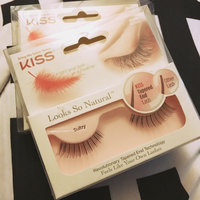 Kiss Looks So Natural Eyelashes, 60486 Sultry, 1 pr uploaded by Claudia P.