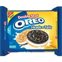 Nabisco Oreo Sandwich Cookies Double Stuf Heads or Tails uploaded by Rendi D.