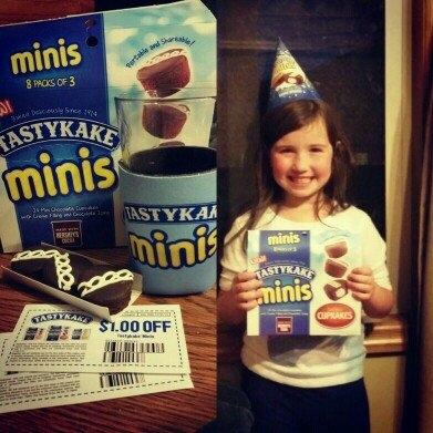 Tastykake® Minis Swirly Cupkakes 8 - 1.5 oz Packages uploaded by jessica l.