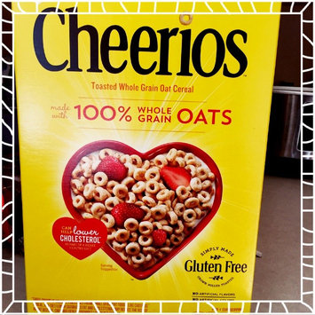 General Mills Cheerios Cereal uploaded by April W.