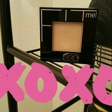 Maybelline Fit Me! Set + Smooth Pressed Powder uploaded by Gana Dinero Ya C.