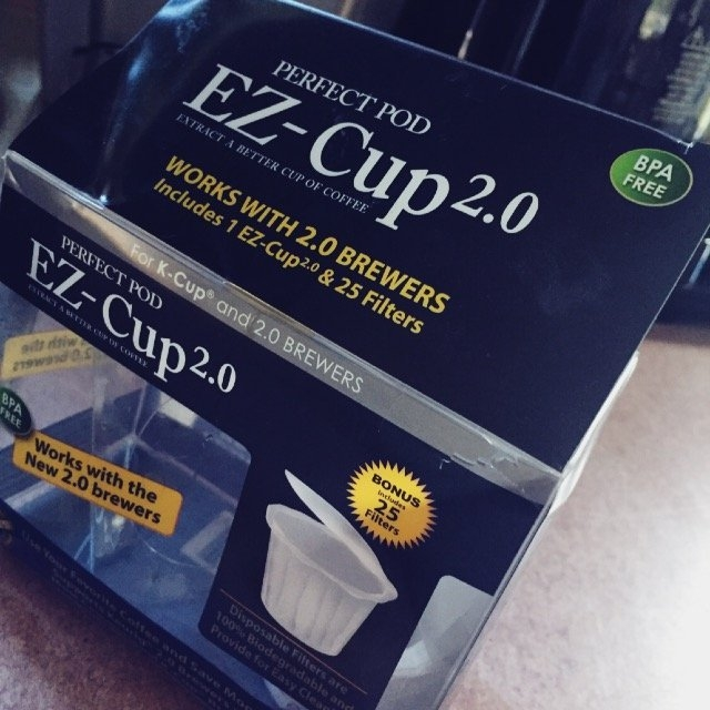 Perfect Pod Ez-cup Coffee Maker Parts And Accessories Perfect Pod uploaded by Sierra O.