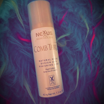 Photo of NEXXUS® COMB THRU VOLUME FINISHING MIST uploaded by Autumn F.