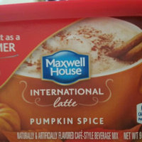 Maxwell House International Cafe Pumpkin Spice Latte uploaded by Vivianna S.
