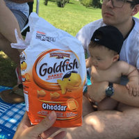 Pepperidge Farm Goldfish 100 Calorie Cheddar Snack Cracker Pouches - 5 CT uploaded by Ami D.