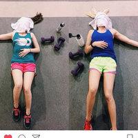 Sweat with Kayla uploaded by Katy B.