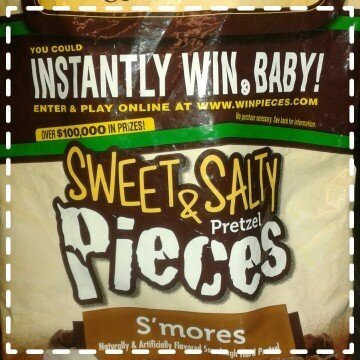 Snyder's Sweet / Salty Smore Pieces uploaded by Takesha W.