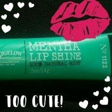 C.O. Bigelow Mentha Lip Shine uploaded by Amber W.