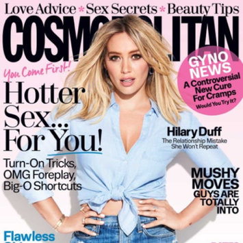 Photo of Cosmopolitan  Magazine uploaded by Sara N.