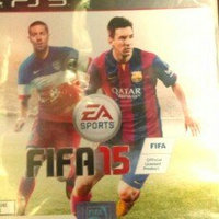 EA FIFA 15 PS3 uploaded by Trista K.