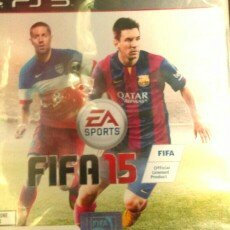 Photo of EA FIFA 15 PS3 uploaded by Trista K.