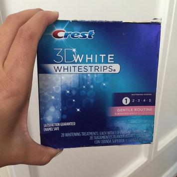 Photo of Crest 3D White Whitestrips 1-hour Express Teeth Whitening Kit uploaded by Stephanie R.