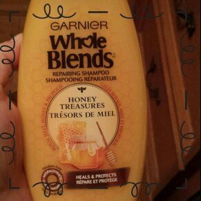 Garnier® Whole Blends™ Honey Treasures Repairing Shampoo uploaded by Crista C.