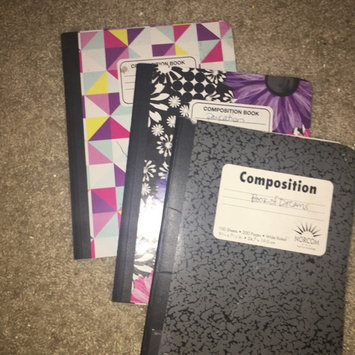 4 Season 4 Pack Assorted 100-Sheet Wide-Ruled Composition Books uploaded by Cherise W.