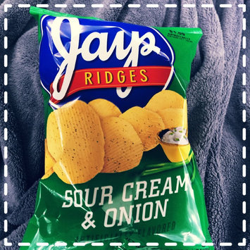 Photo of Jay's Ridges® Sour Cream & Onion Potato Chips 1.875 oz. Bag uploaded by Stacy K.