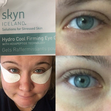 skyn ICELAND Hydro Cool Firming Gel Pads uploaded by Amber H.