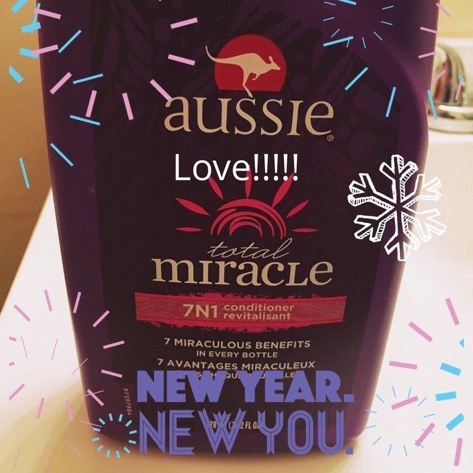 Aussie Total Miracle 7N1 Conditioner uploaded by Samantha M.
