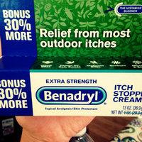 Benadryl Extra Strength Itch Stopping Cream uploaded by Sammie L.