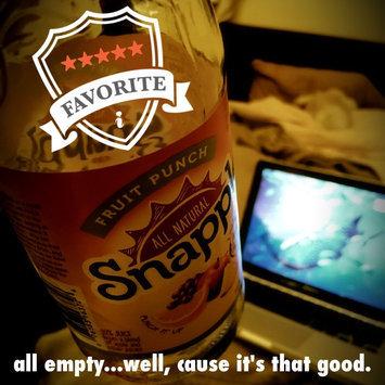 Photo of Snapple Fruit Punch Juice uploaded by Sam O.