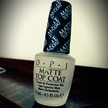 OPI Top Coat uploaded by Sarah S.