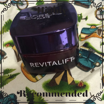Photo of L'Oréal Paris RevitaLift Anti-Wrinkle + Firming Day Cream SPF 18 uploaded by Paula E.