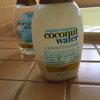 OGX® Coconut Water Conditioner uploaded by Erica S.