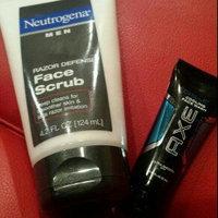 Neutrogena® Men Razor Defense™ Face Scrub uploaded by mo j.