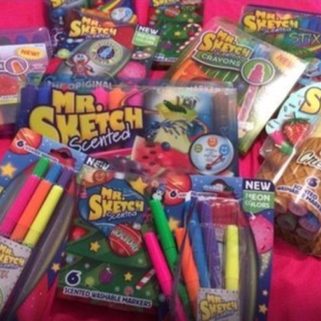 Mr. Sketch Scented Washable Markers uploaded by Danielle E.