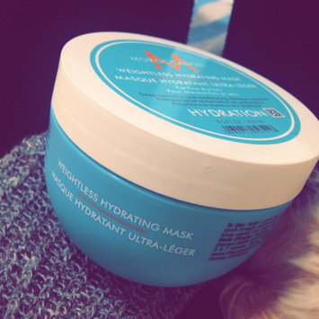Photo of Moroccanoil Intense Hydrating Mask uploaded by Chantel B.