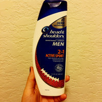 Head & Shoulders Active Sport Men 2-in-1 Dandruff Shampoo + Conditioner uploaded by Ana Laura Q.