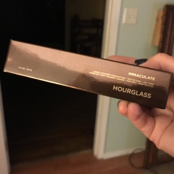 Hourglass Immaculate Liquid Powder Foundation uploaded by Sonia F.