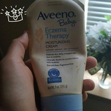 Photo of Aveeno® Baby Soothing Relief Moisture Cream uploaded by Jennifer G.