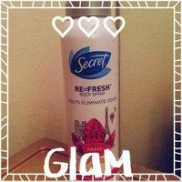 Secret Fresh Total Body Deodorant - 3.75 oz uploaded by kaila e.
