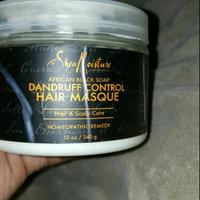 SheaMoisture African Black Soap Dandruff Control Hair Masque uploaded by Jamillah C.