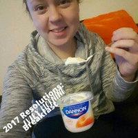 Dannon® Whole Milk Yogurt Peach uploaded by Rachel B.