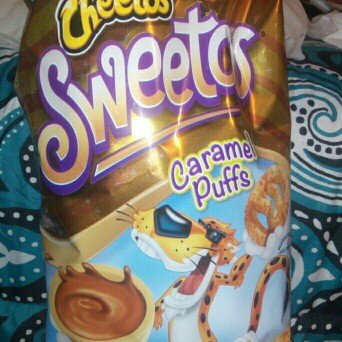 Photo of Cheetos® Sweetos Cinnamon Sugar Puffs uploaded by Utica W.