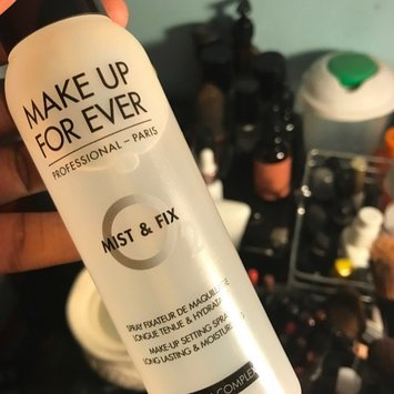 MAKE UP FOR EVER Mist & Fix Setting Spray uploaded by Fatima K.